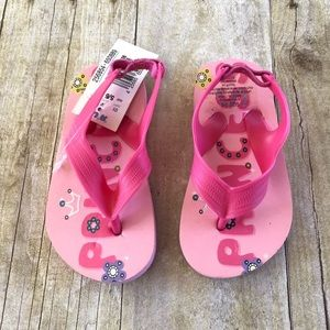 Other - Infant Pink Princess Sandals